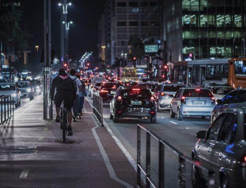 Apoie a mobilidade sustentável como prioridade da Prefeitura!